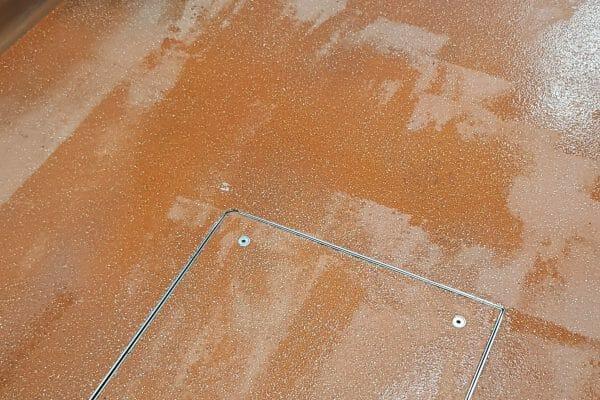 floor cleaning cp foods