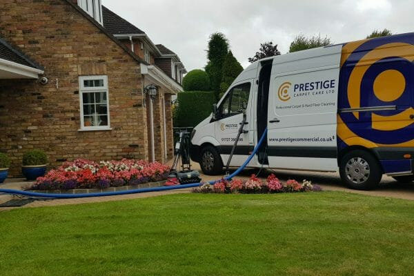 prestige commercial carpet cleaning