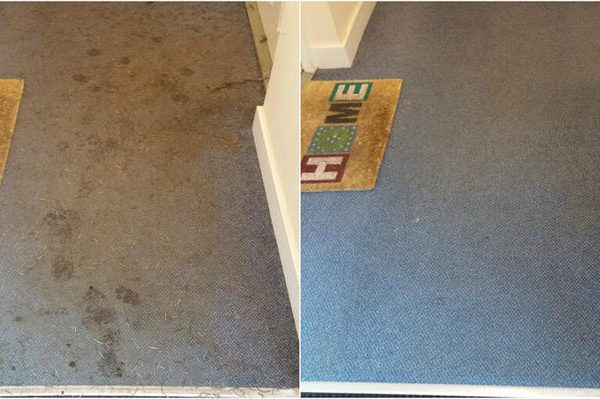 Block management carpet clean Oxfordshire