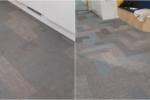 Bolon Flooring clean tea & coffee stain London