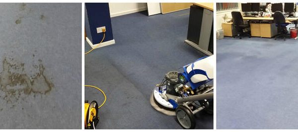 Office carpet cleaning Hertford