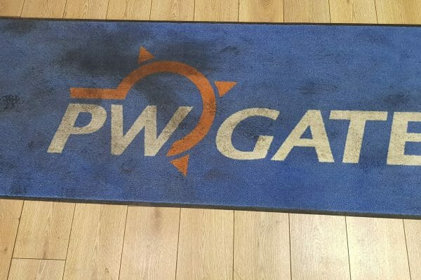 PW Gates before