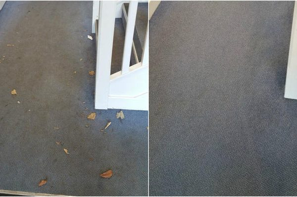 Residential block management carpet clean Berkhamsted