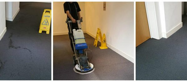Residential block management carpet clean Cambridgeshire