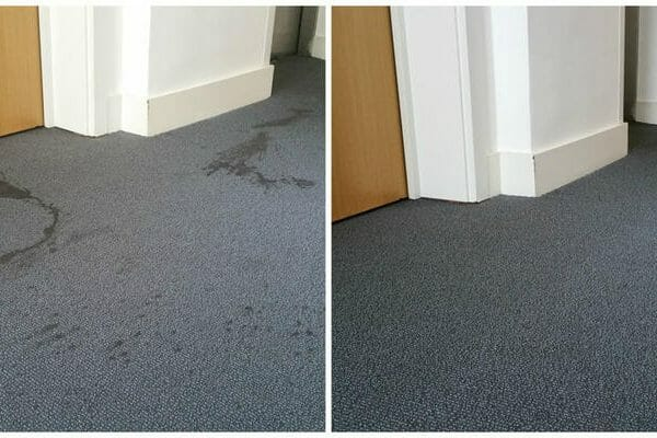 Residential block management carpet clean London
