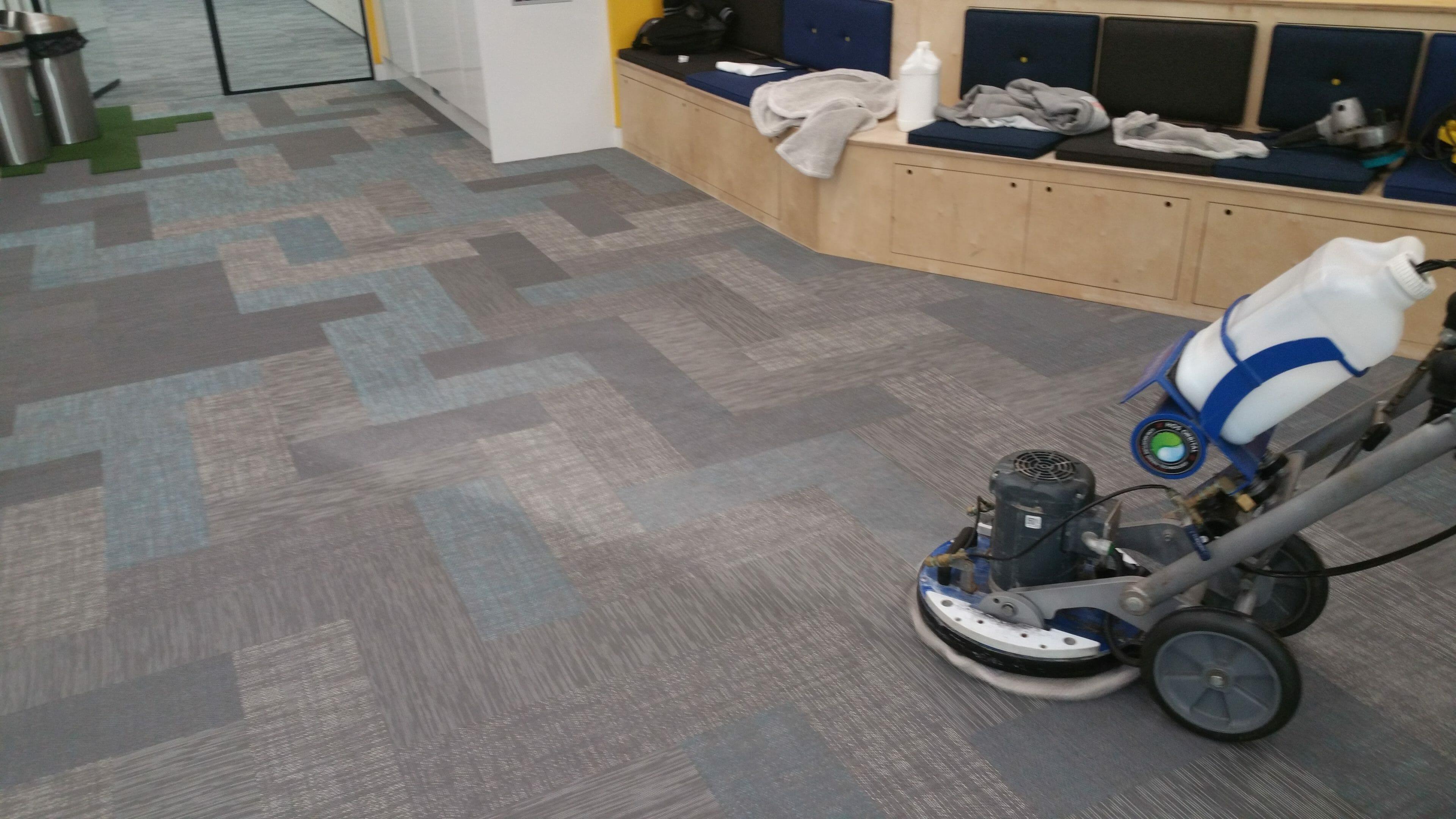 Bolon Floor cleaning London